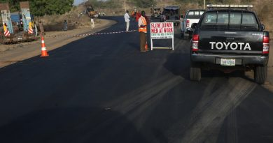 Fashola Inspects Highway Projects in Bauchi and Gombe States